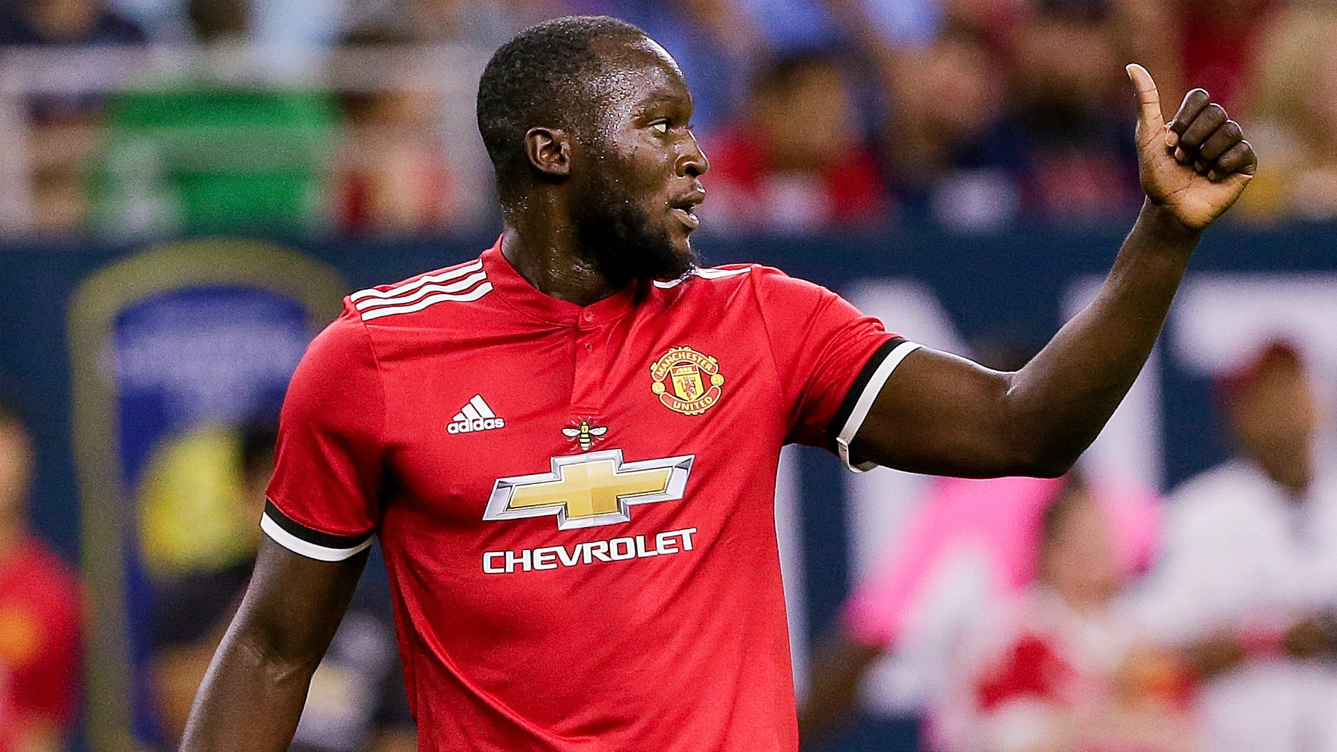 Lukaku Akan Berkembang Di Manchester United Kata Rafael