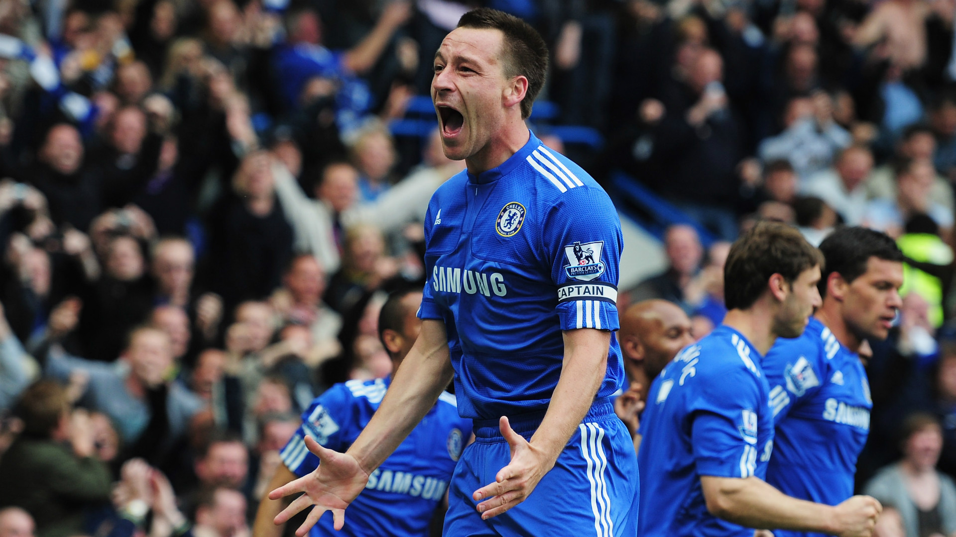 Top-scoring defender and Chelsea's record Premier League