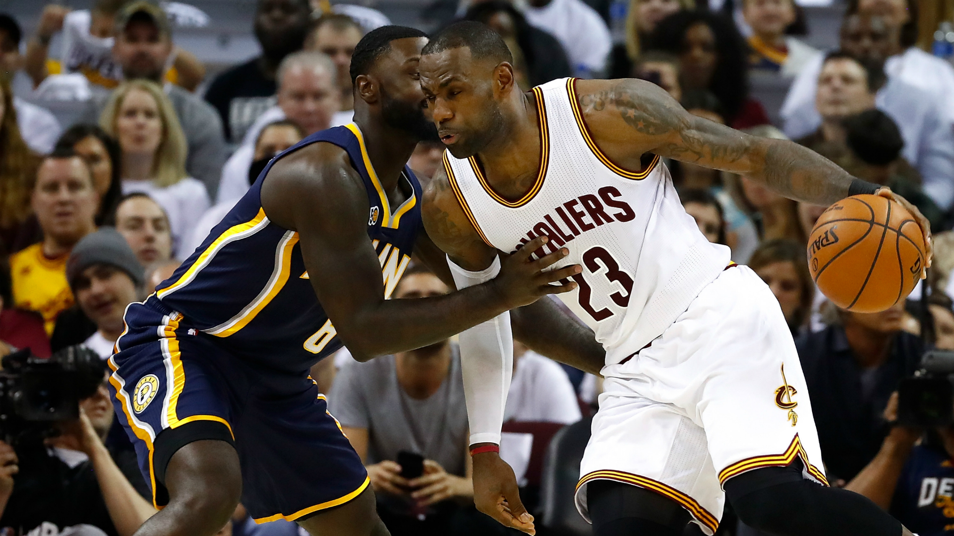b00bd78810e3 NBA Playoffs  Pacers  Lance Stephenson has key to stopping LeBron James