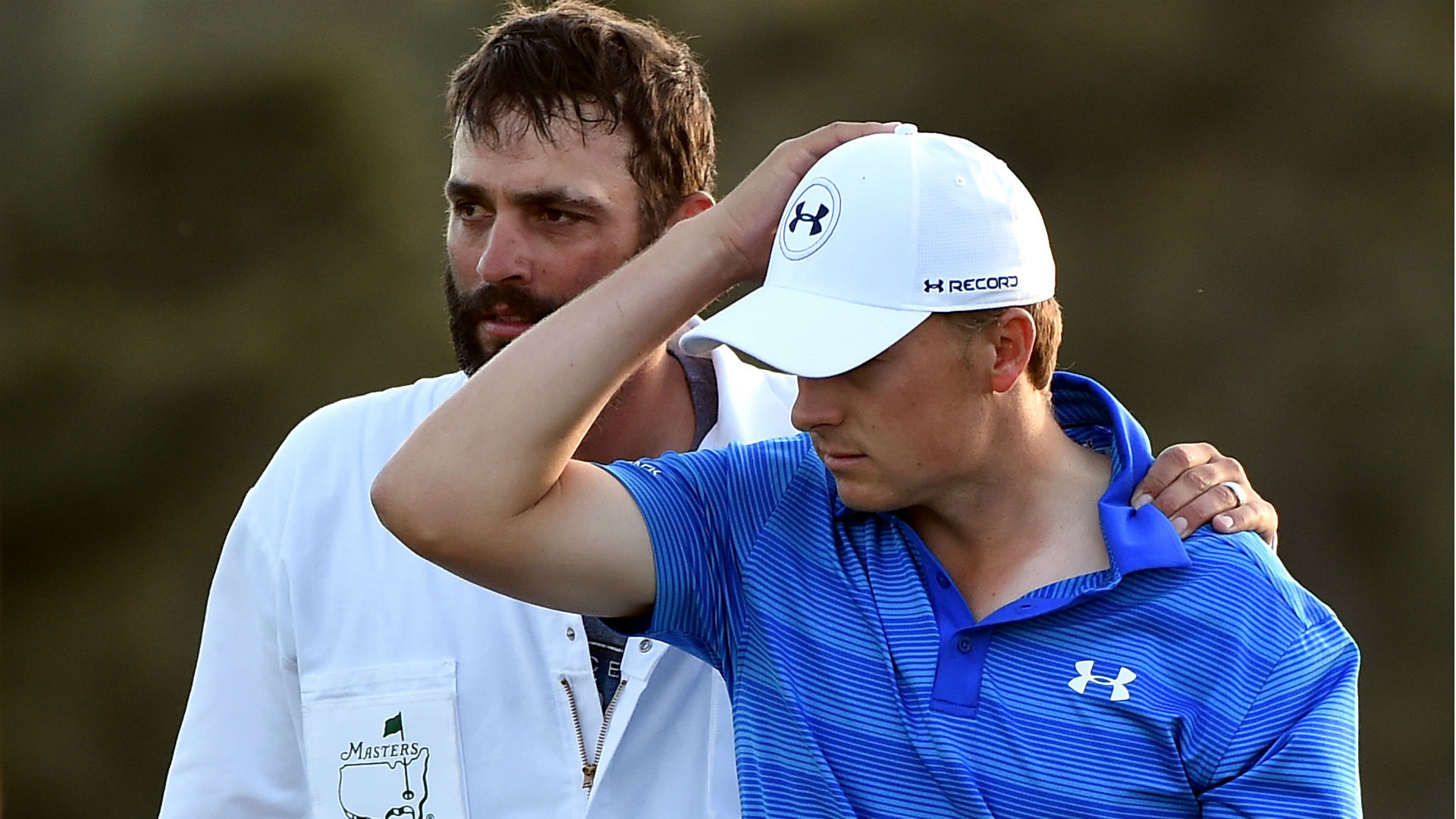 4c12f6ad17 How the 2016 Masters was won: A look back on Spieth's shocking slump ...