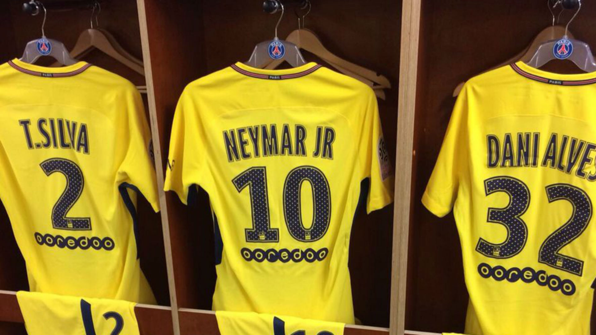 low cost 0b320 985d1 Neymar to make PSG debut from the start at Guingamp ...