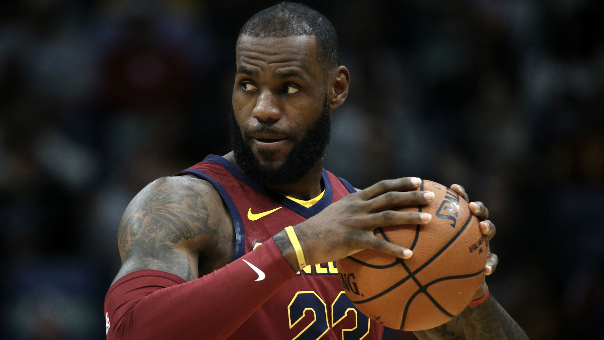 6b544caba67 Rockets have  strong belief  they can sign LeBron James this summer ...
