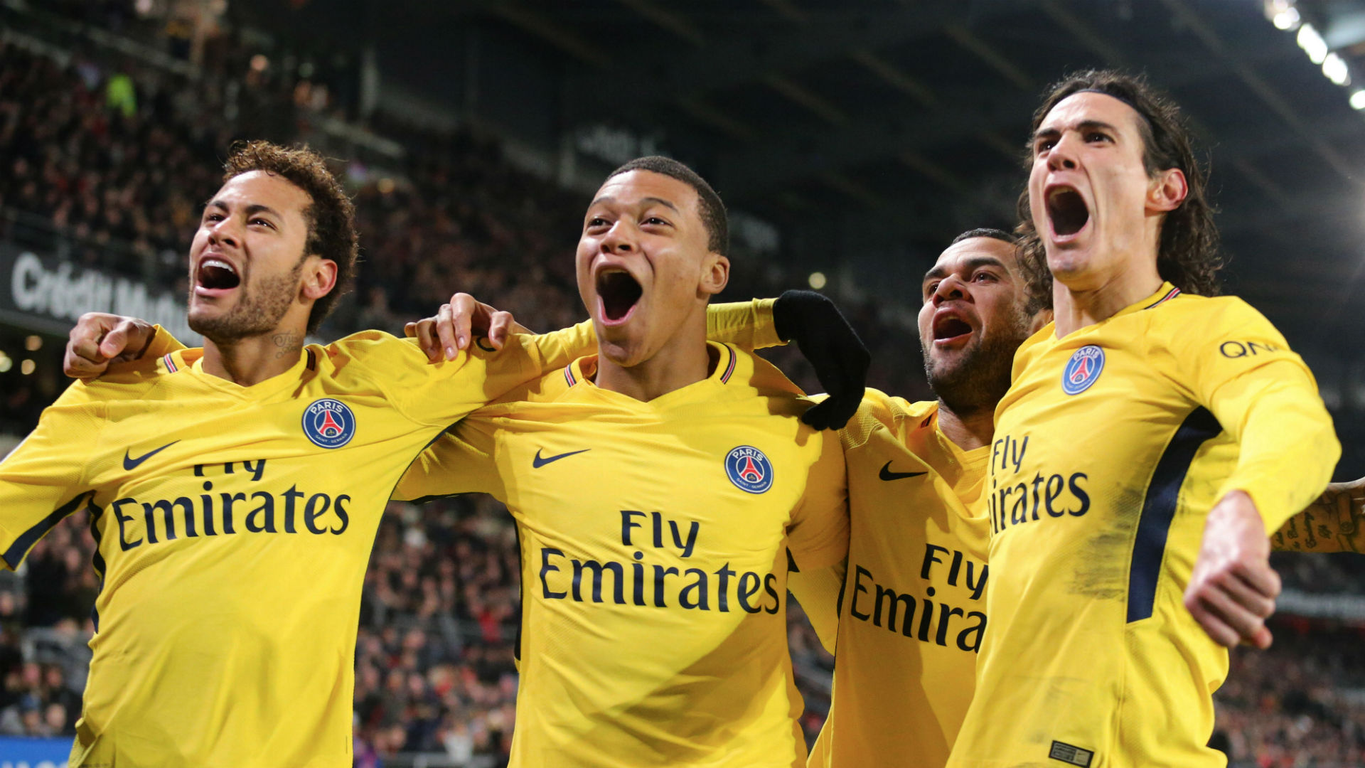 hot sale online 0b07e ddbdd Cavani: More to come from Neymar, Mbappe and me at PSG ...