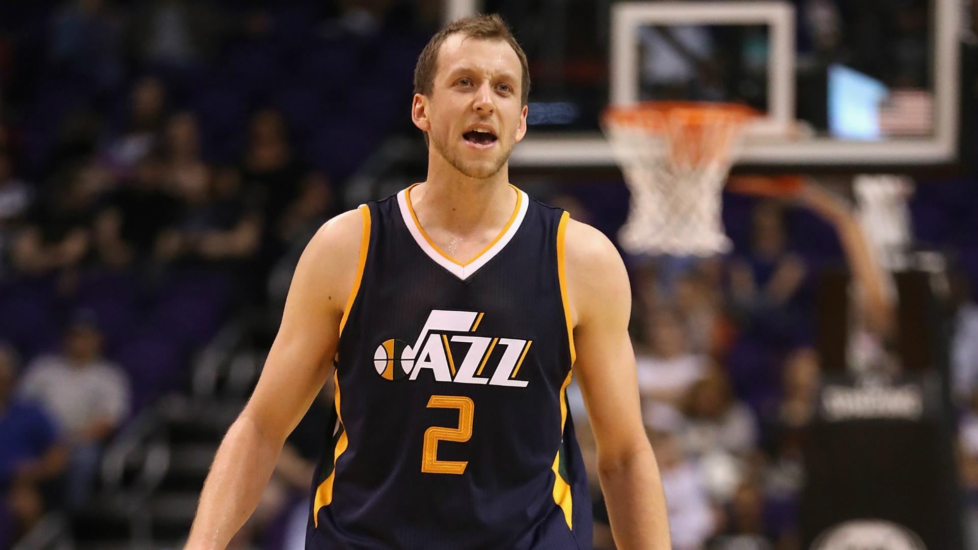 huge selection of 67759 b1bb3 NBA free agency: Jazz bringing back Joe Ingles on four-year ...