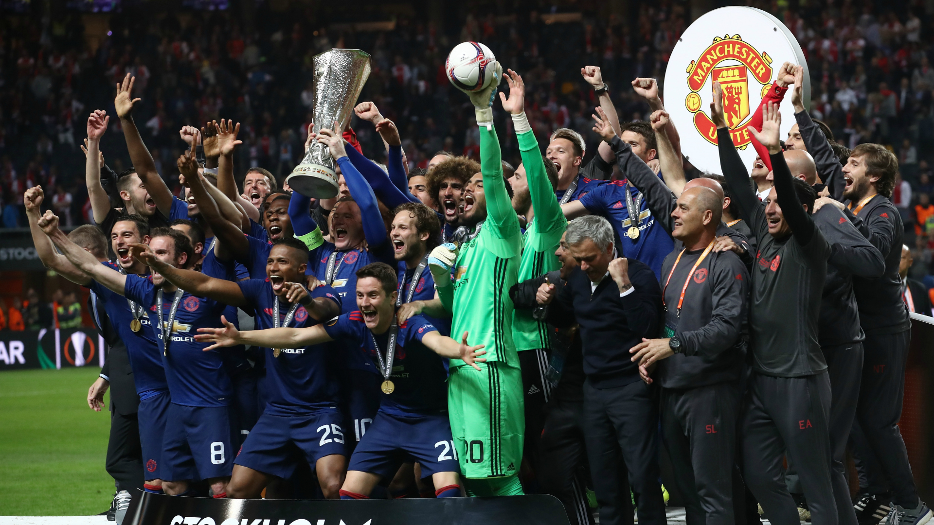 Man Utd S Europa League Title Gave Manchester A Lift