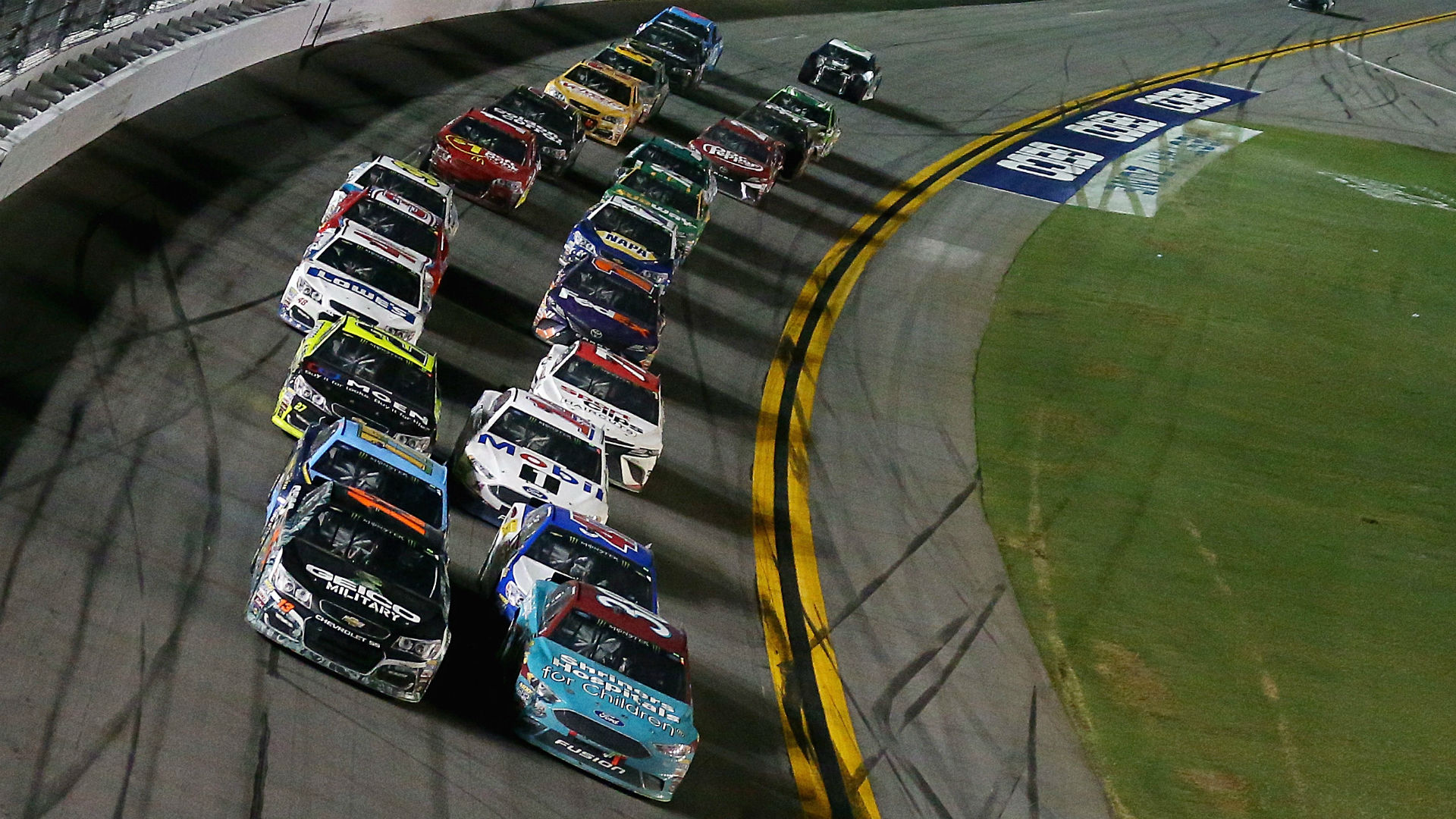 2018 NASCAR Cup Series schedule: Start times, TV channel for