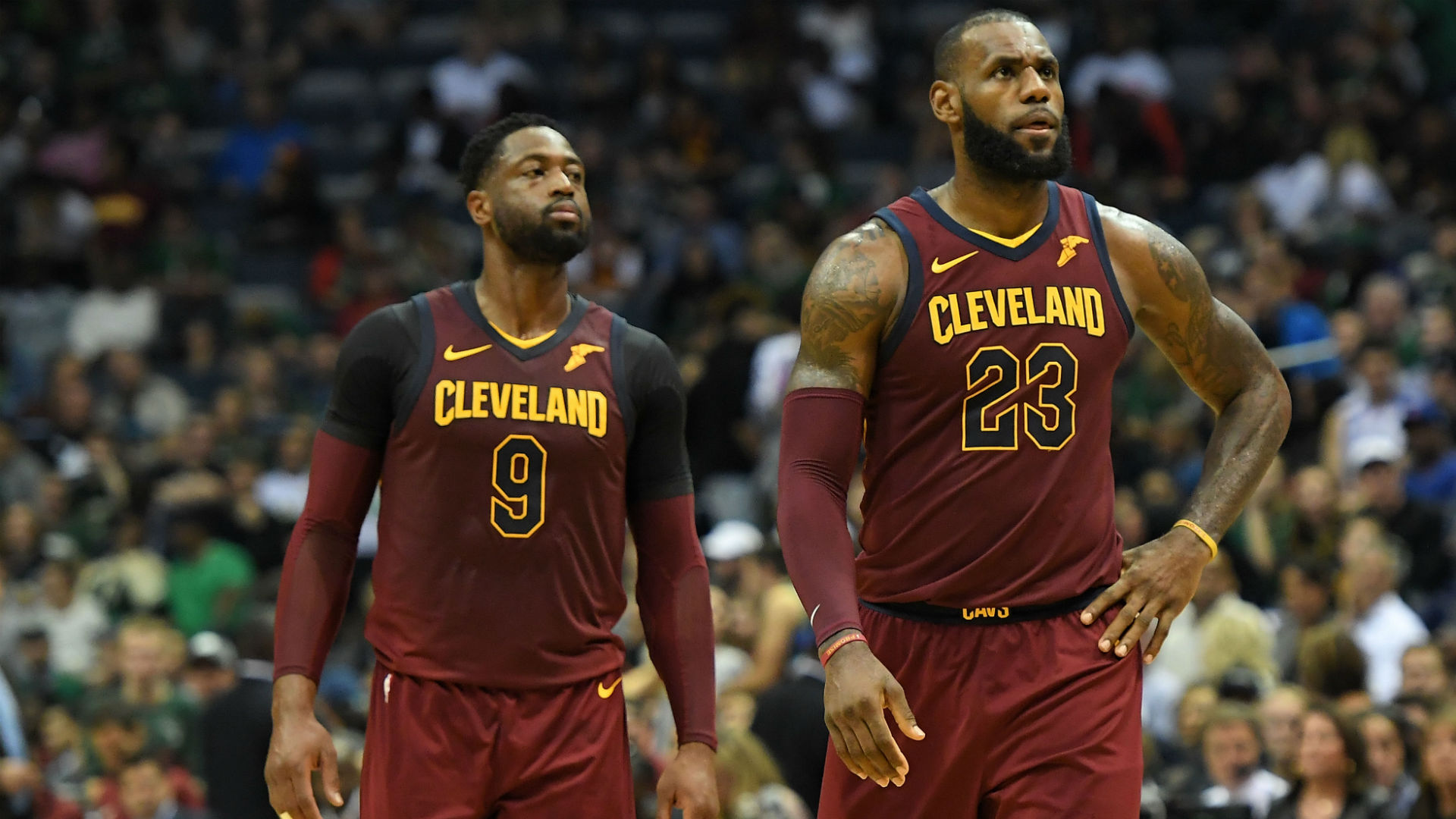 best loved 1b8d0 d0f5c Jae Crowder on Cavs' 4th lineup change: 'We haven't found ...