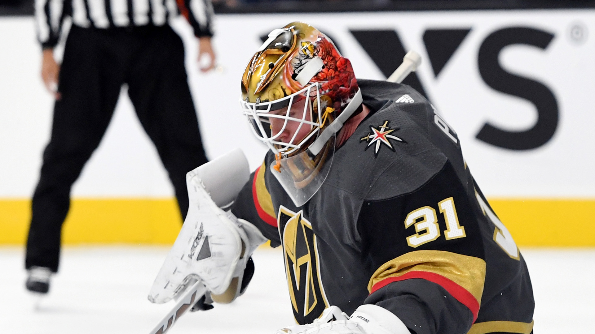 Pickard: This season is about Las Vegas, not Golden Knights