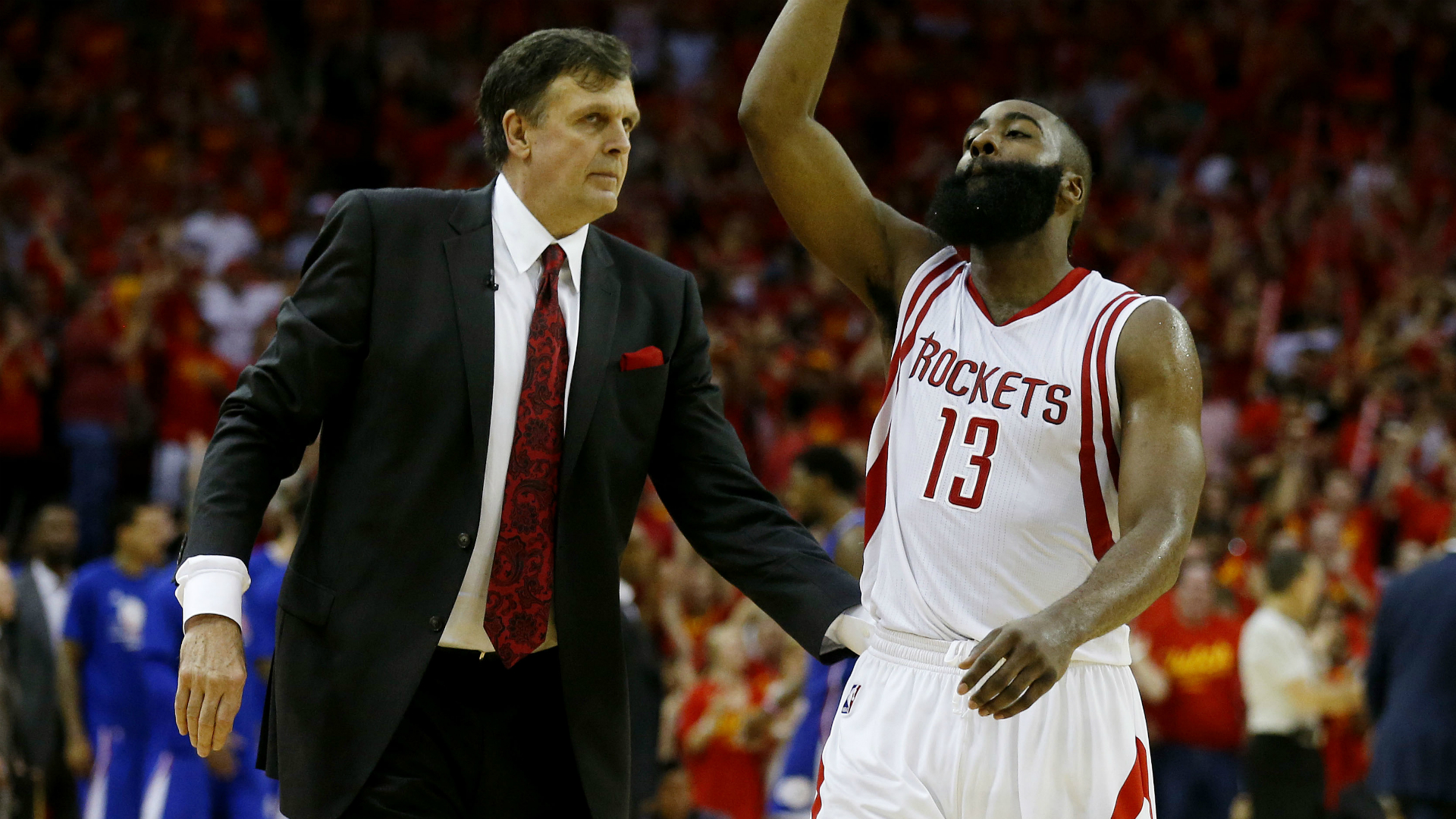 13a039b3dc57 James Harden is not a leader - former Rockets coach Kevin McHale ...