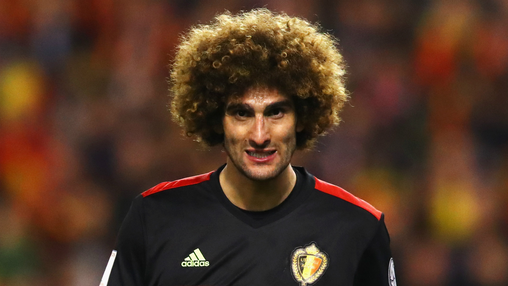 69c67c47bd3 Marouane Fellaini is a professional footballer from Belgium who is widely  known and easily identifiable