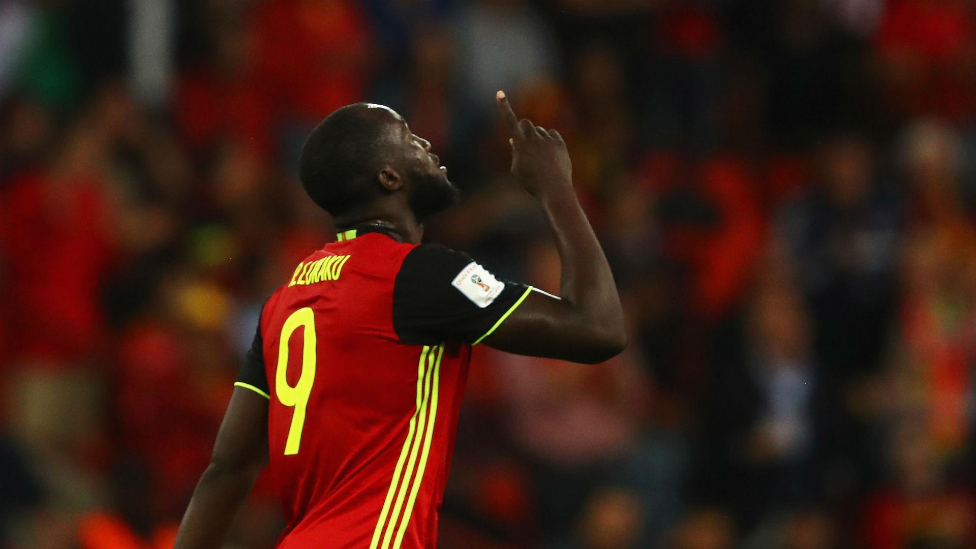 promo code 3a148 8f7da Greece 1 Belgium 2: Vertonghen and Lukaku secure World Cup ...