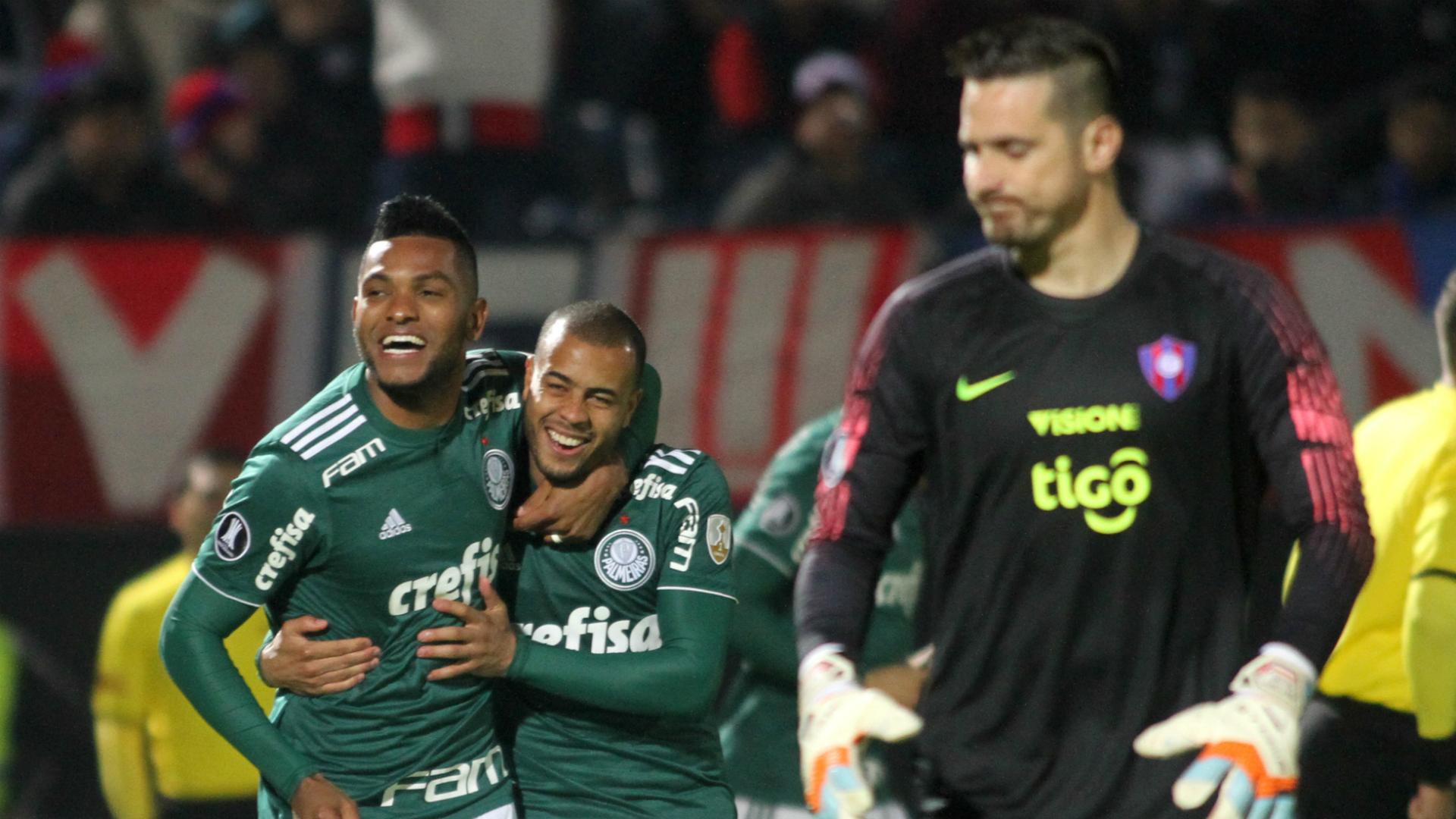 Copa Libertadores Review: Borja brace inspires Scolari's Palmeiras