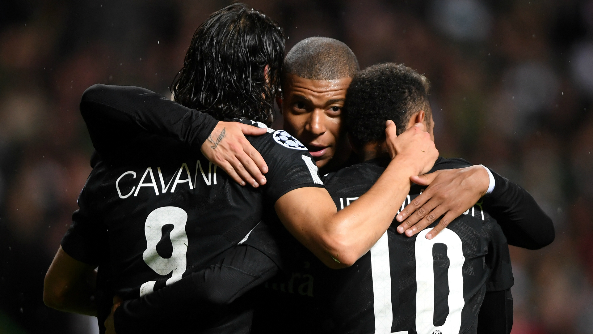 Neymar In Psg Squad For Ligue 1 Opener Cavani Mbappe Missing