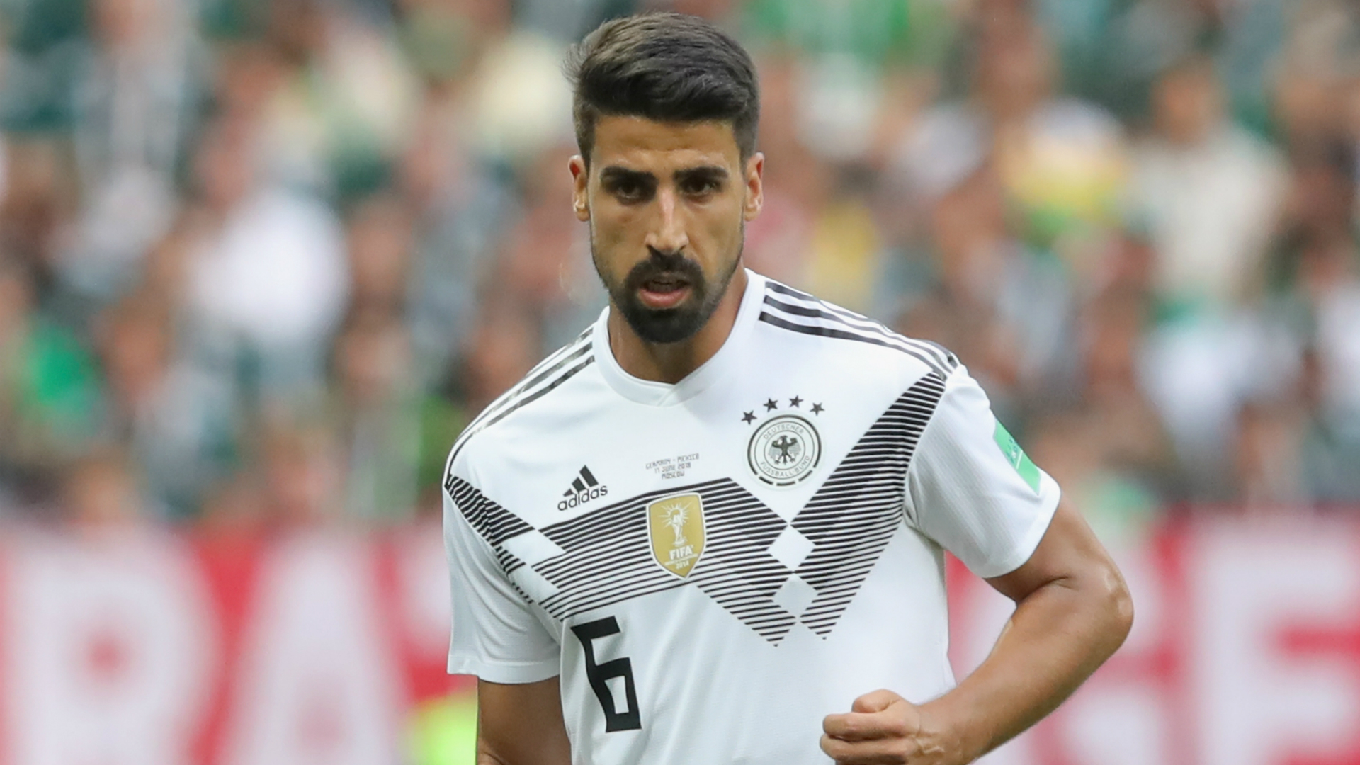 Khedira still committed to Germany