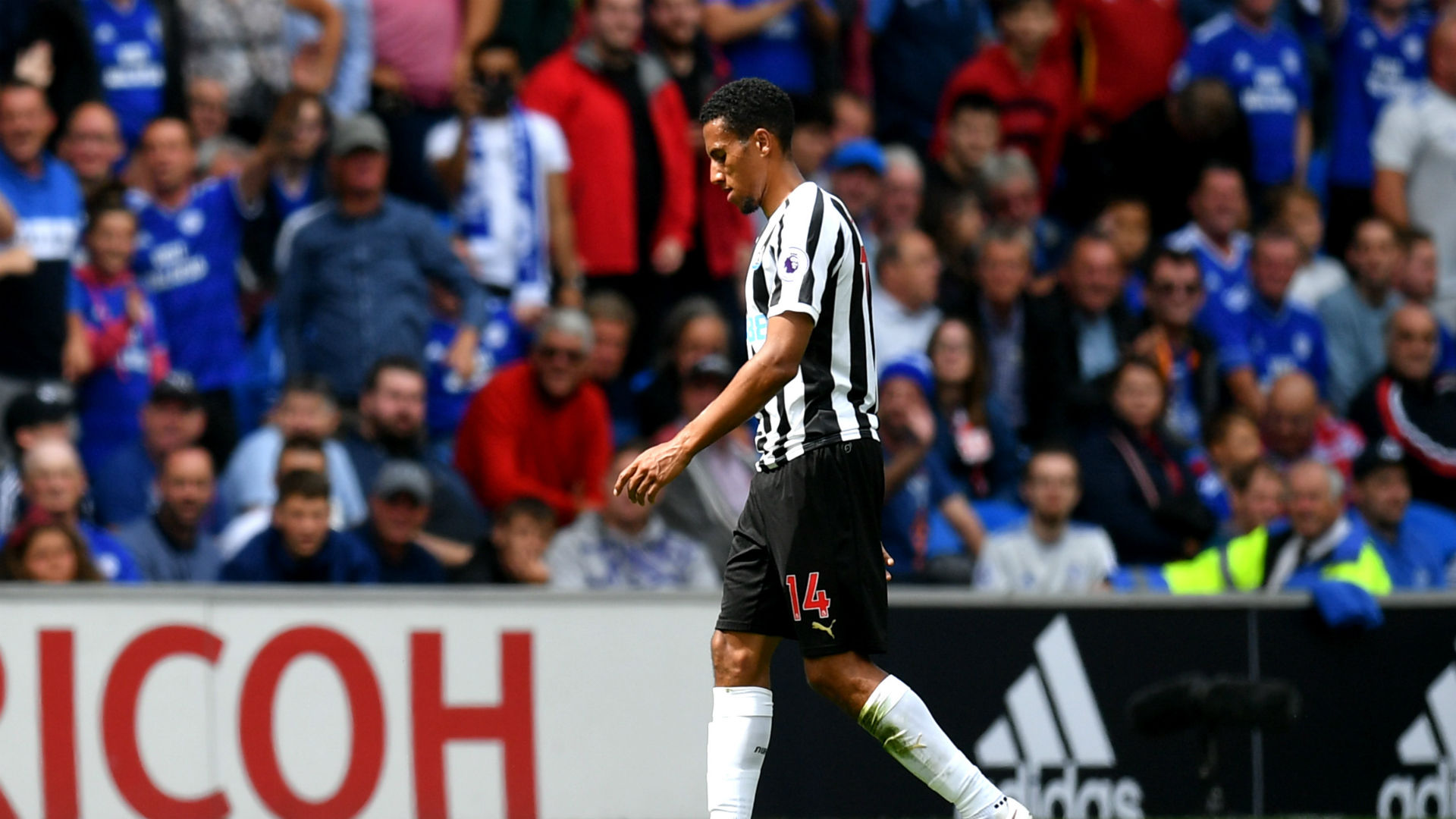 Cardiff City 0 Newcastle United 0: Penalty miss rounds off abject day for Kenedy