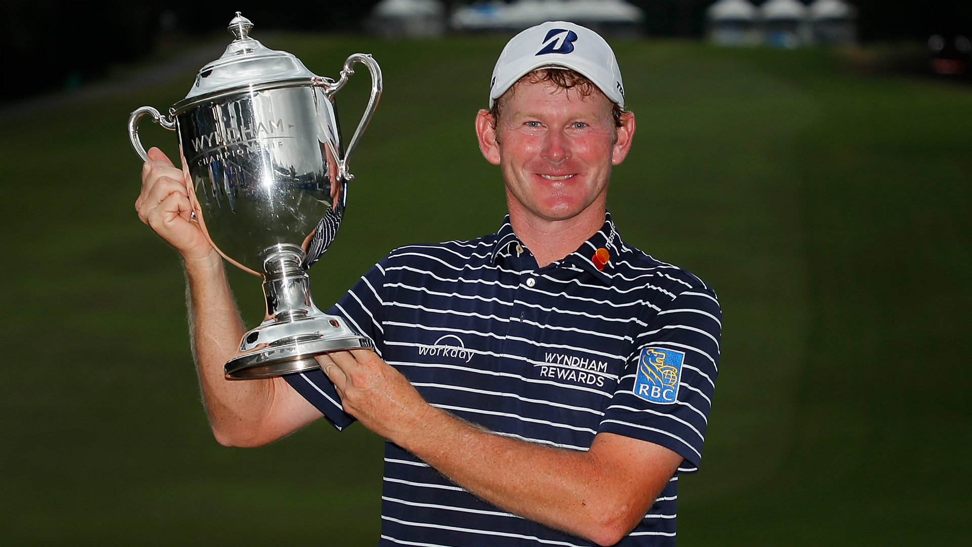Snedeker ends PGA Tour drought with Wyndham Championship win