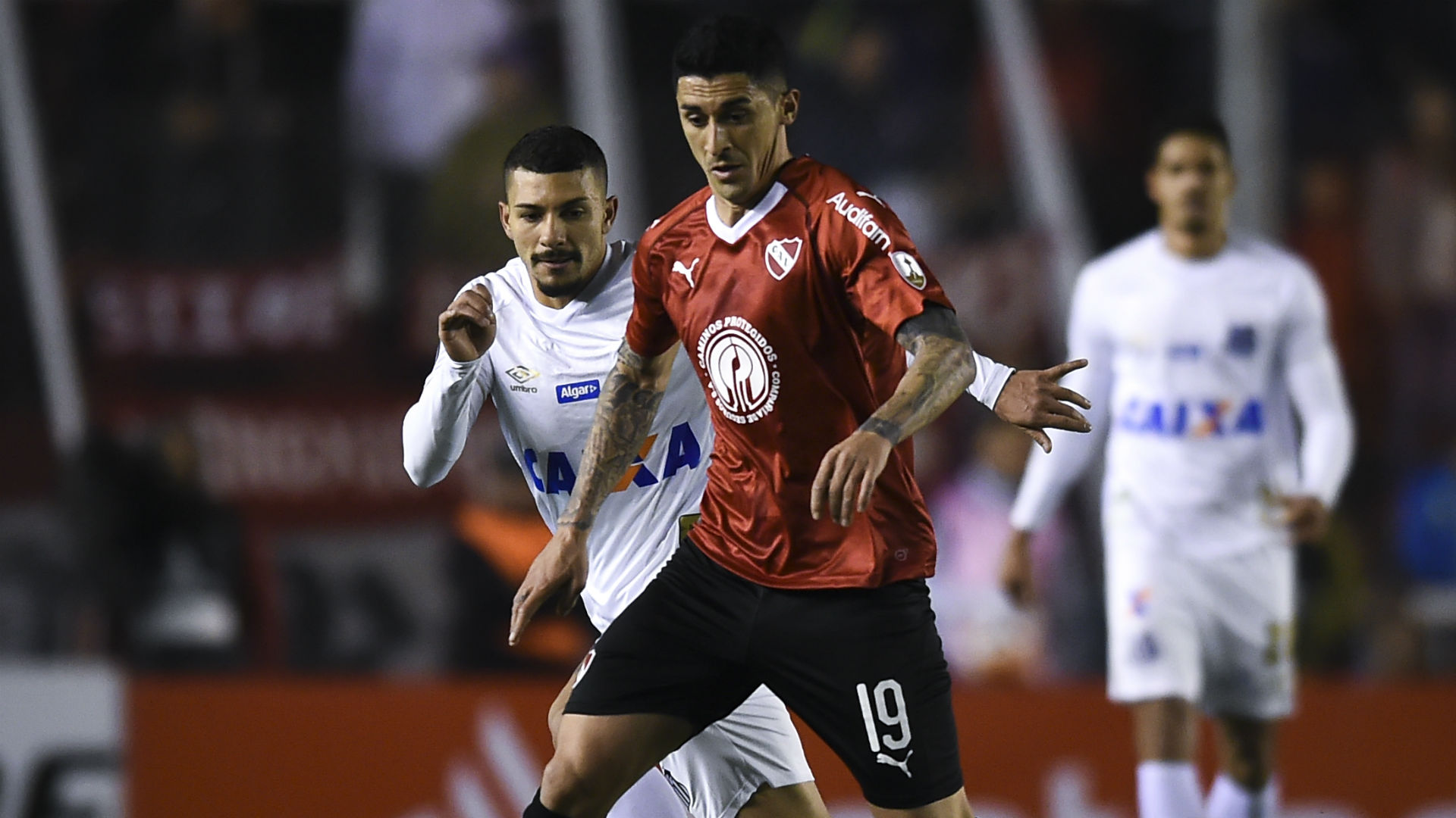 Independiente 0 Santos 0: Dogged defending preserves deadlock