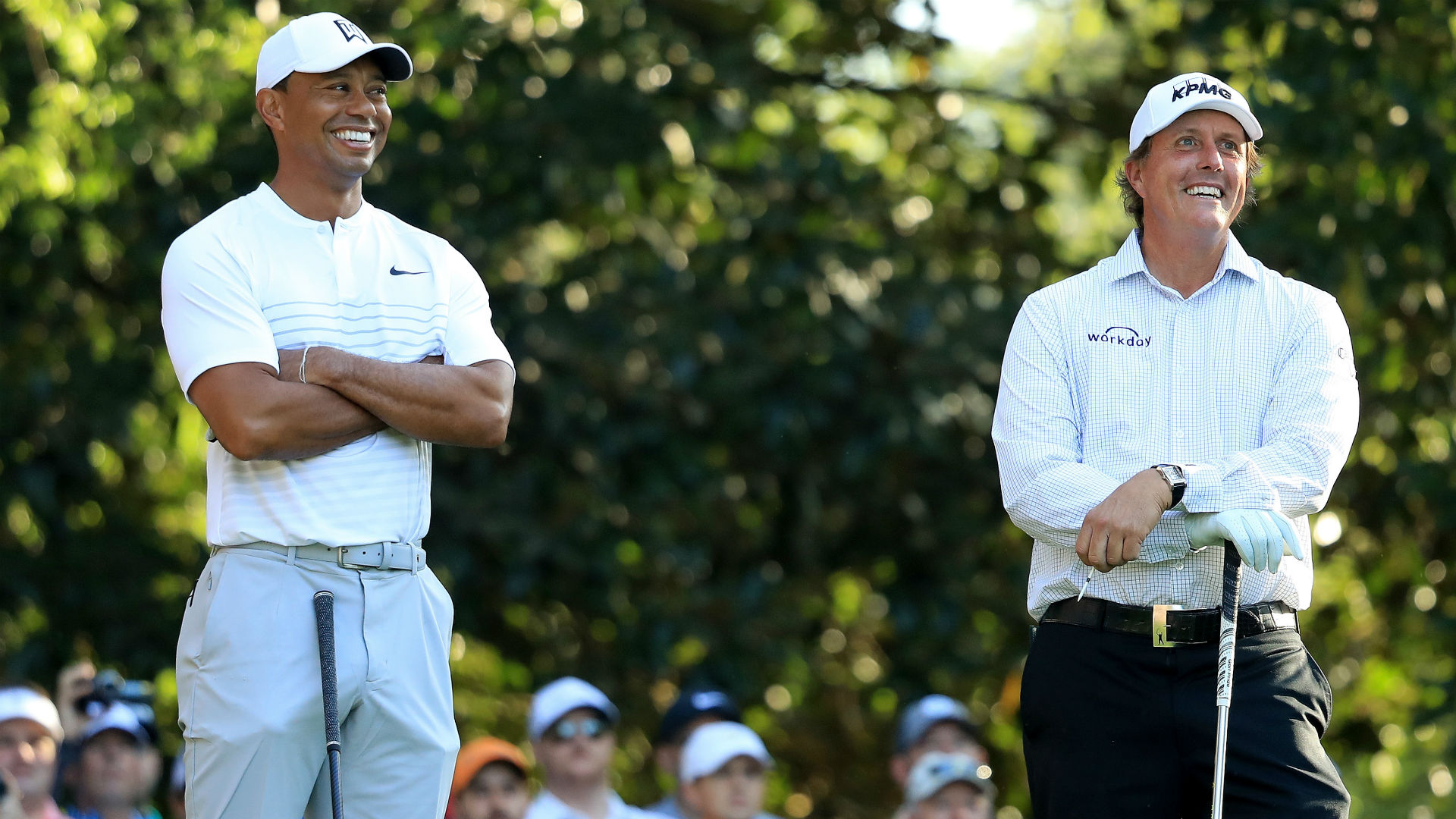 Glaring error, trash talk shocks Twitter after confirmed Tiger vs. Phil match