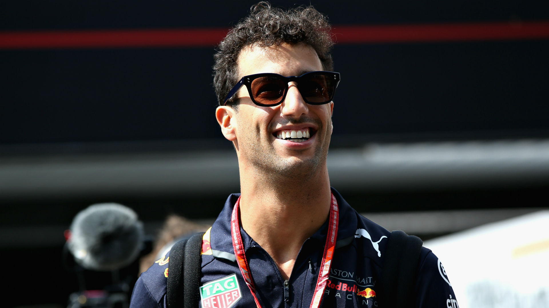 No bad blood with Red Bull, insists Ricciardo