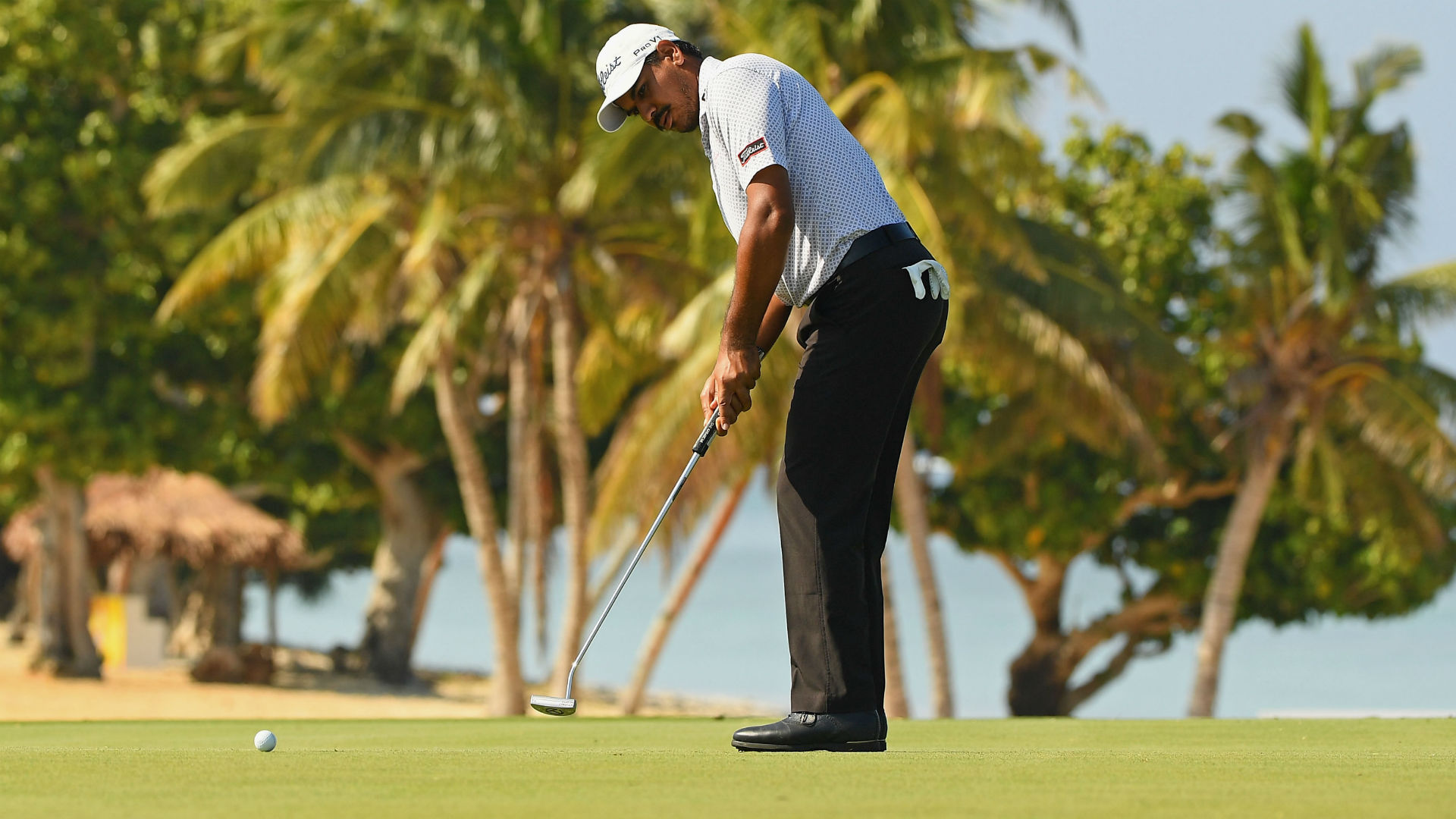 Bhullar seizes on Campbell's Fiji struggles