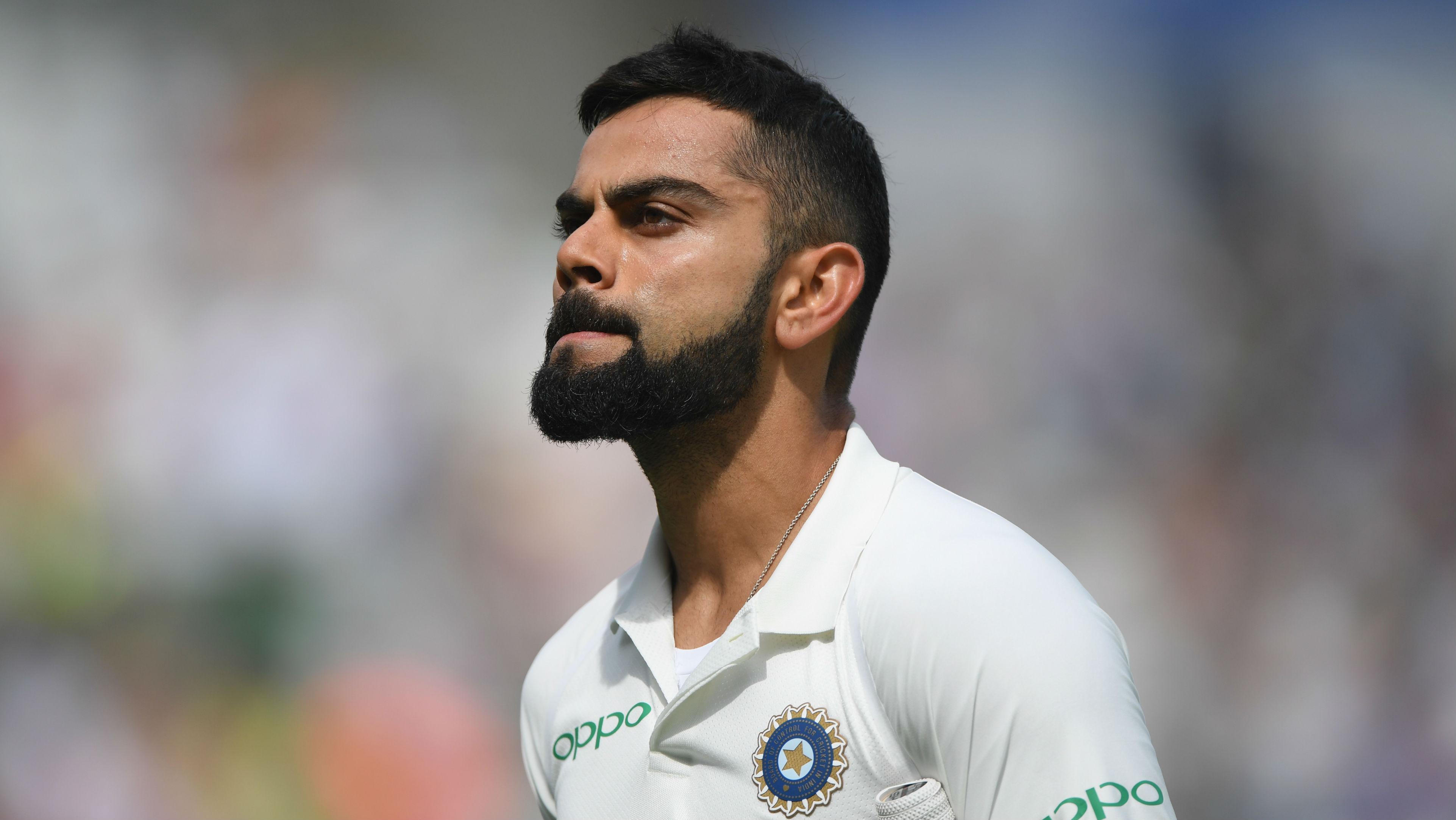 Kohli: India's batsmen must deliver after England Test loss
