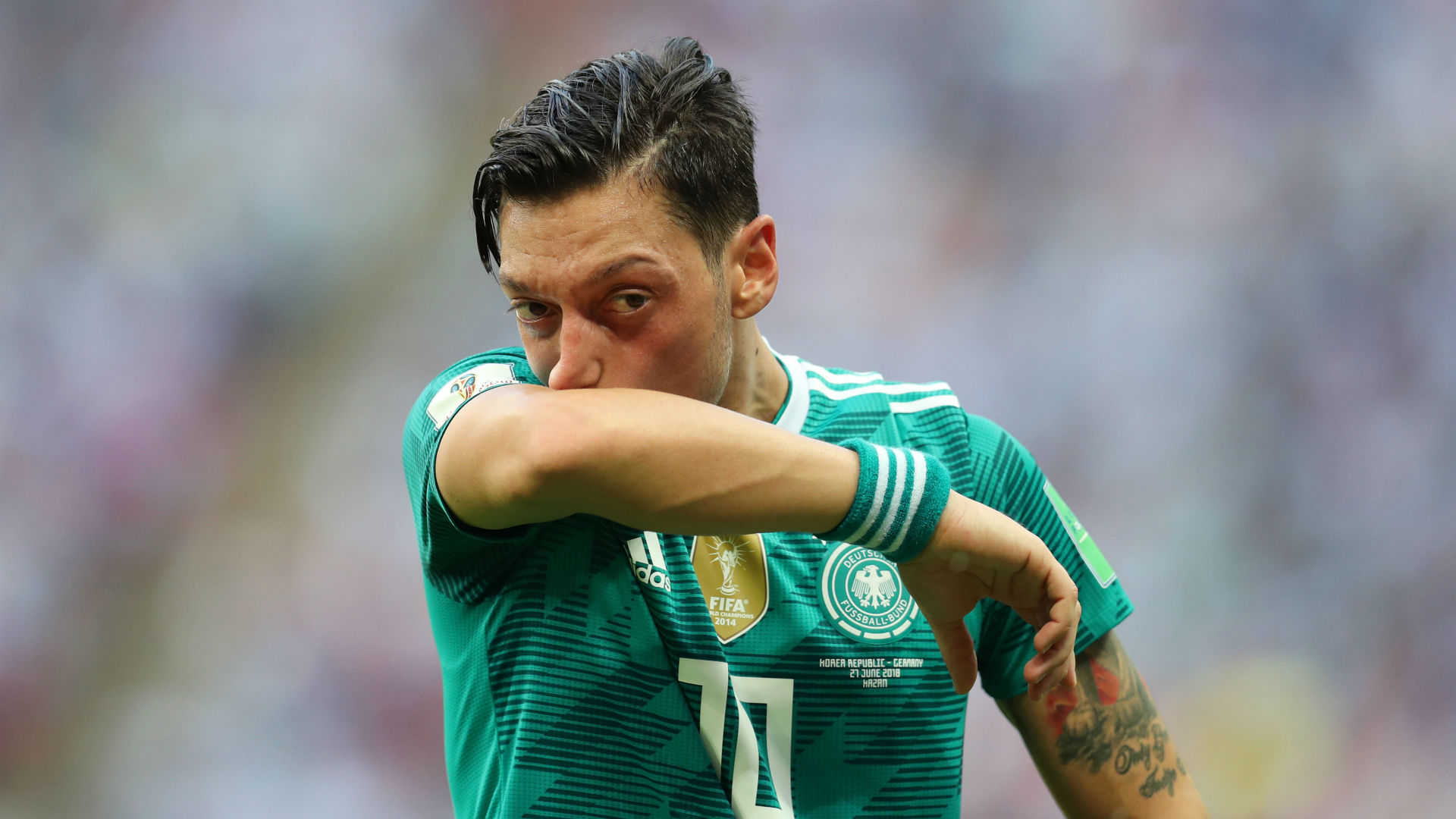 Impact of Ozil retirement unprecedented in Germany - DFB vice-president