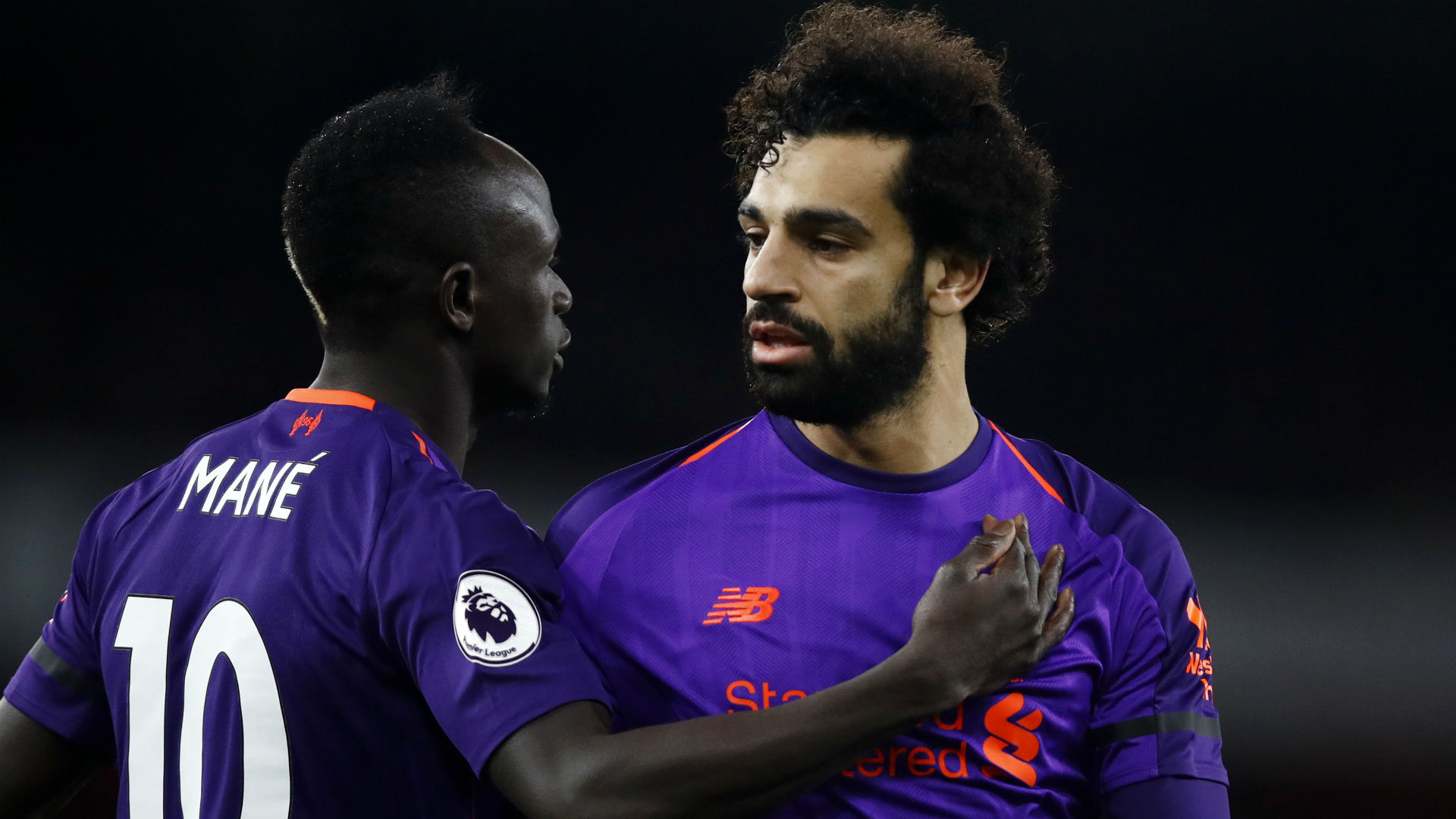 Liverpool trio Keita, Mane and Salah on CAF shortlist for POTY award