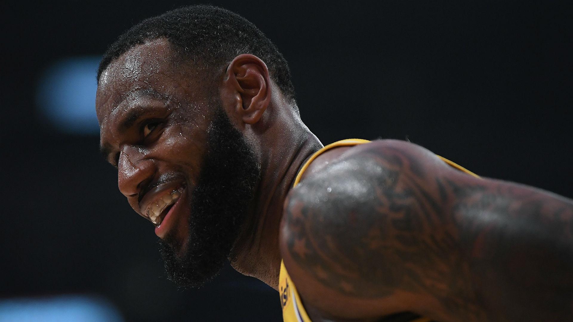 NBA wrap: LeBron James wins last game against Dwyane Wade as Lakers top Heat