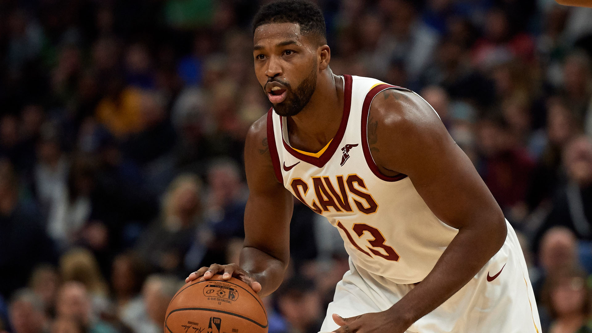 Tristan Thompson injury update: Cavs C (foot) expected to miss 2-4 weeks, report says