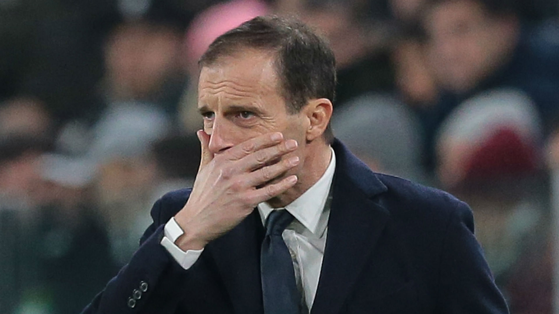 Juventus achieved their objective, despite everything going wrong – Allegri