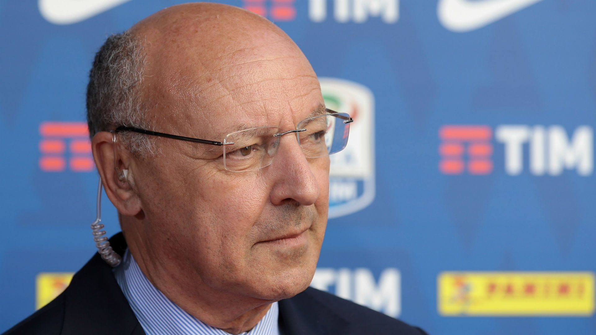 Former Juve CEO Marotta takes over at Inter