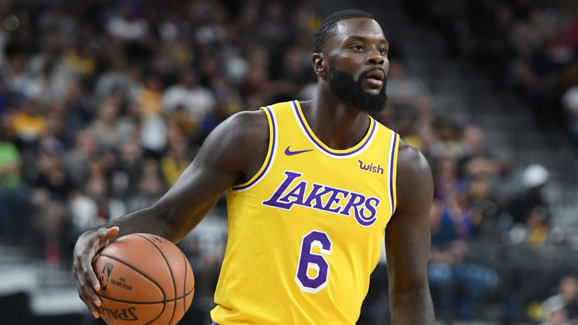 0dbfad37788 Lakers  Lance Stephenson surprised he got technical foul for air guitar  celebration
