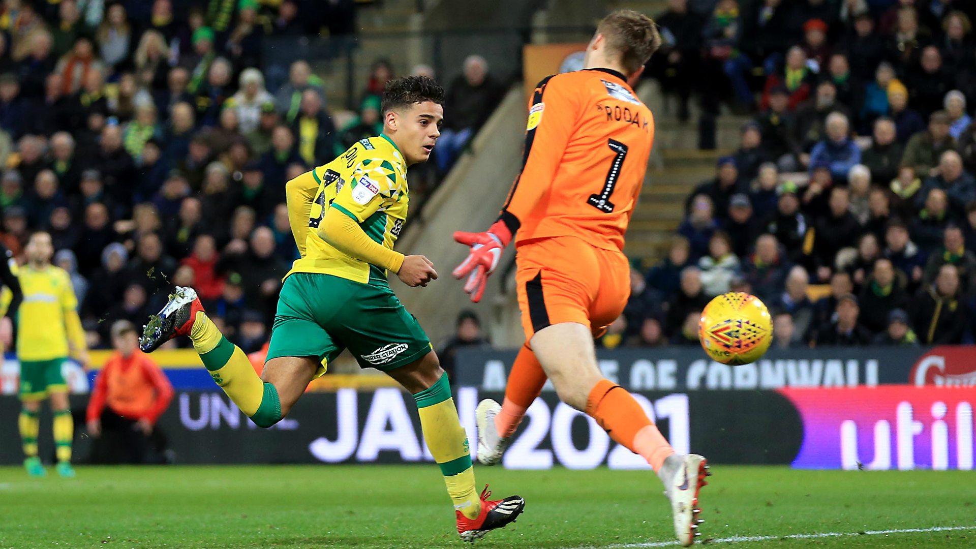 Championship Review: Norwich battle back to top spot, Reading deny Stoke