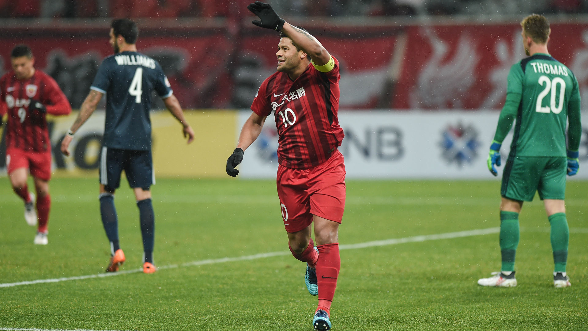Hulk reiterates Palmeiras desire but expects Shanghai SIPG stay