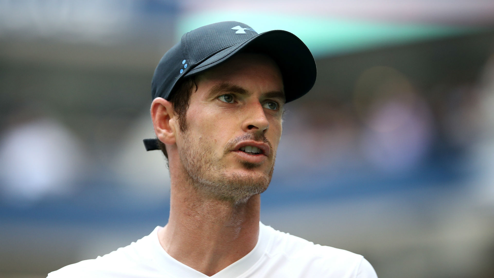 Murray: I want to go out on my own terms