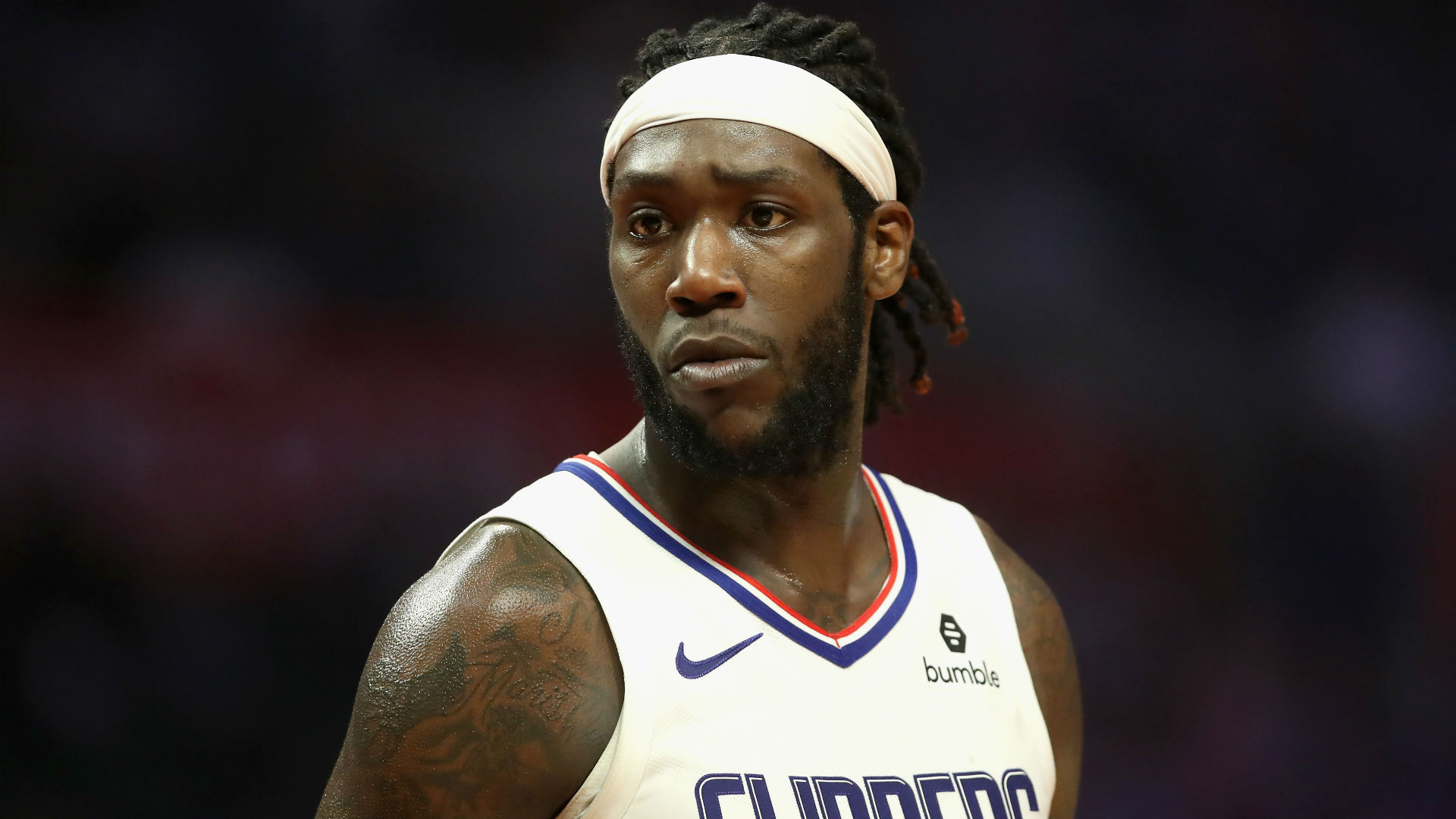 Montrezl Harrell takes shot at Lakers fans for overlooking Clippers