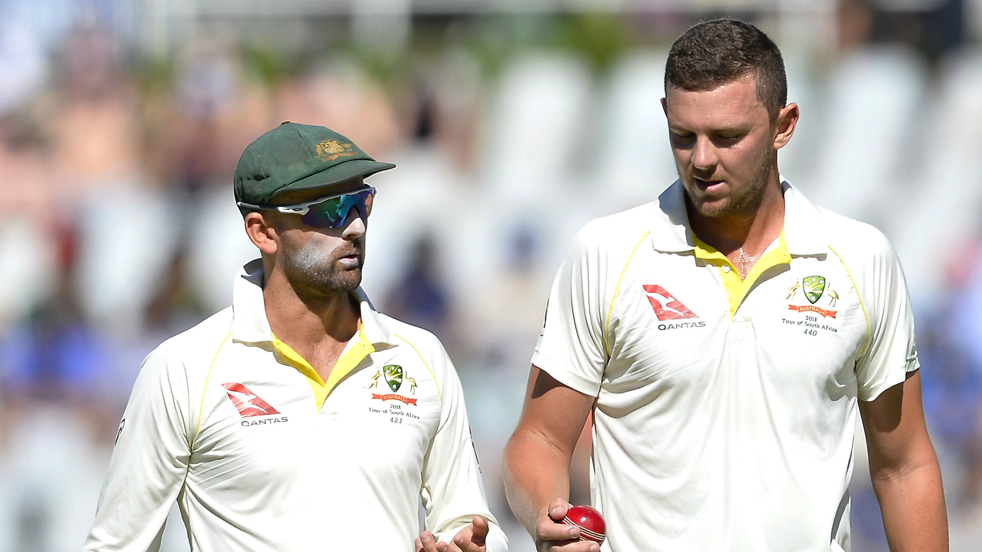 Hazlewood Lyon crucial to Australia chances against India