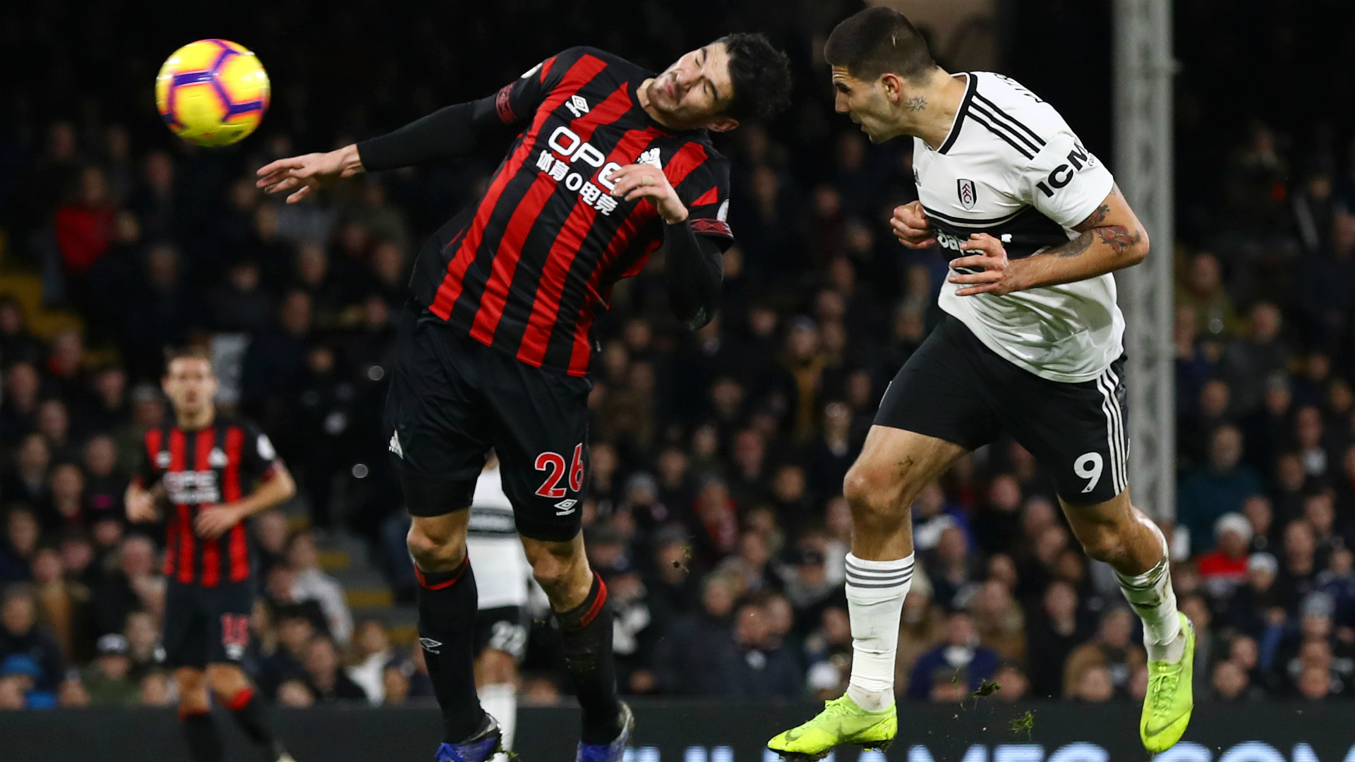 Fulham 1 Huddersfield Town 0: Mitrovic hits injury-time winner