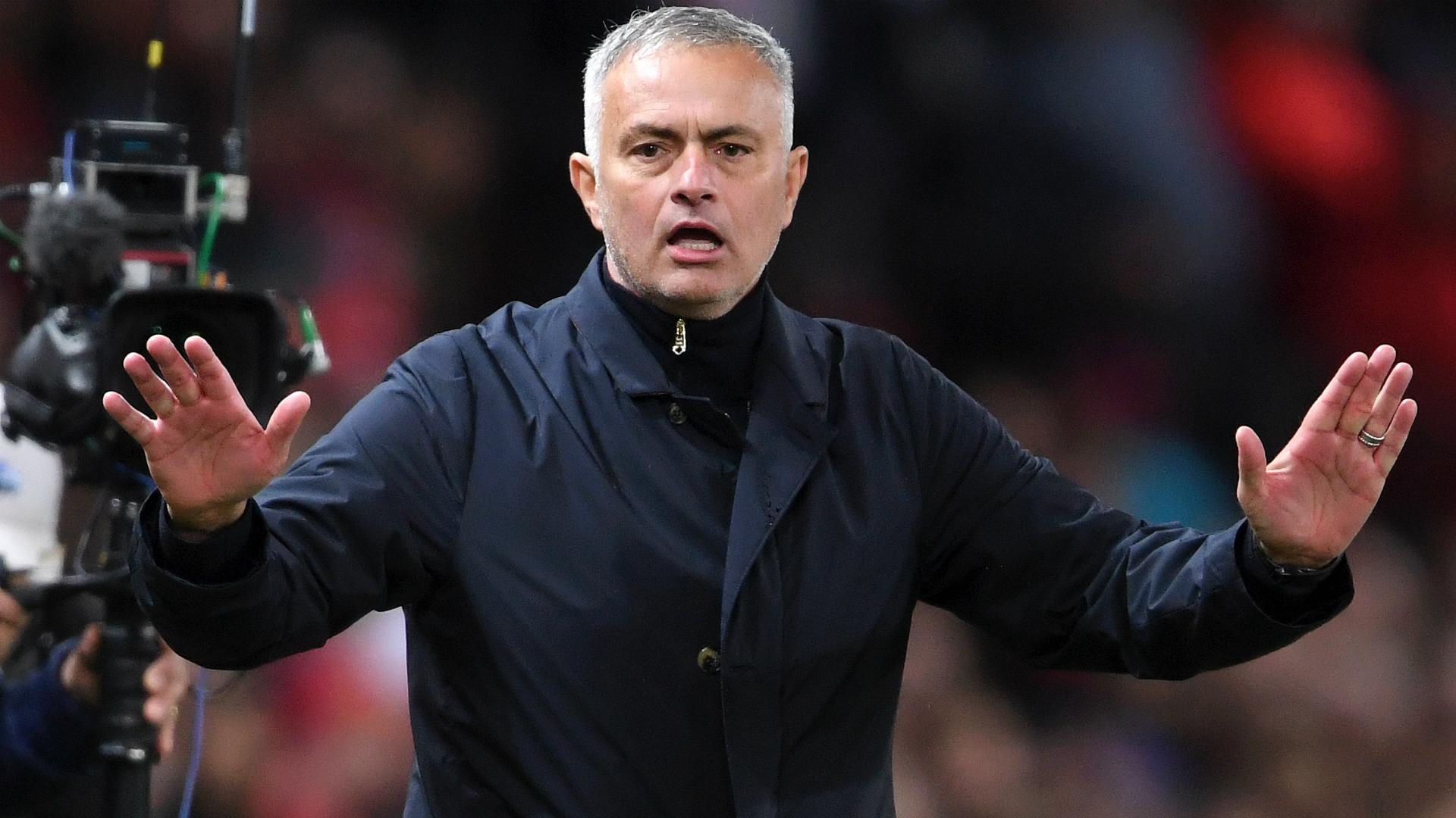 De Gea backs Mourinho despite Manchester United's 'bad season'