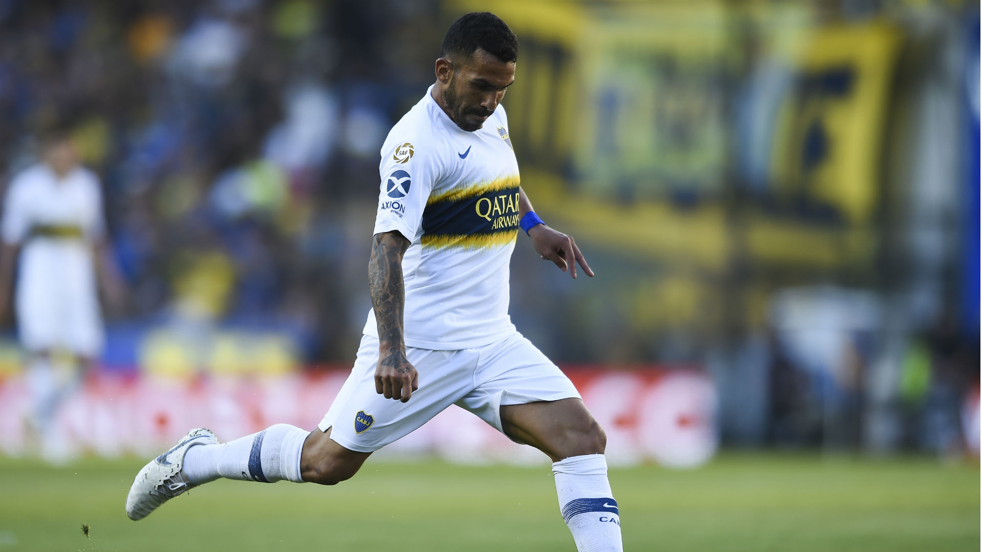 Copa Libertadores: Less pressure for River playing in Madrid, says Boca star Tevez