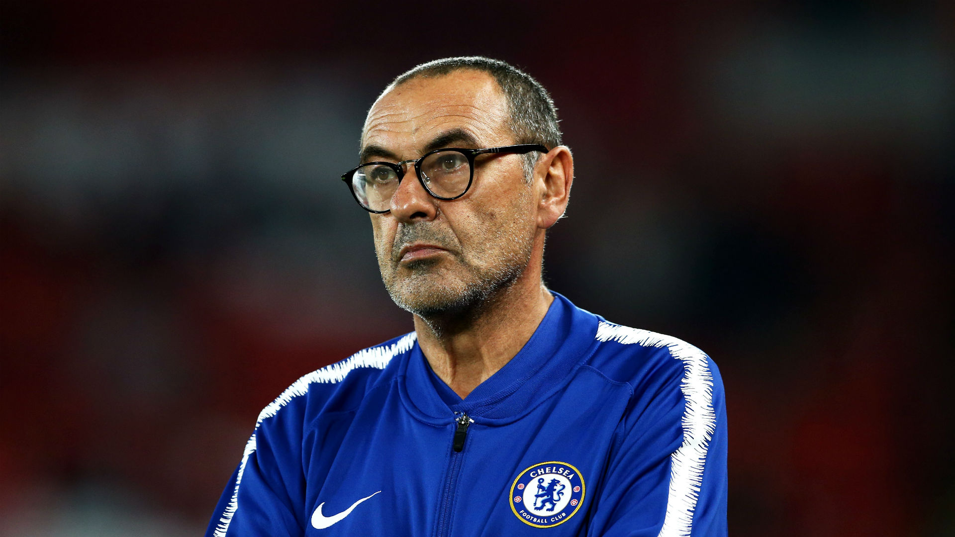 Maurizio Sarri questions Chelsea players' attitude after Wolves defeat