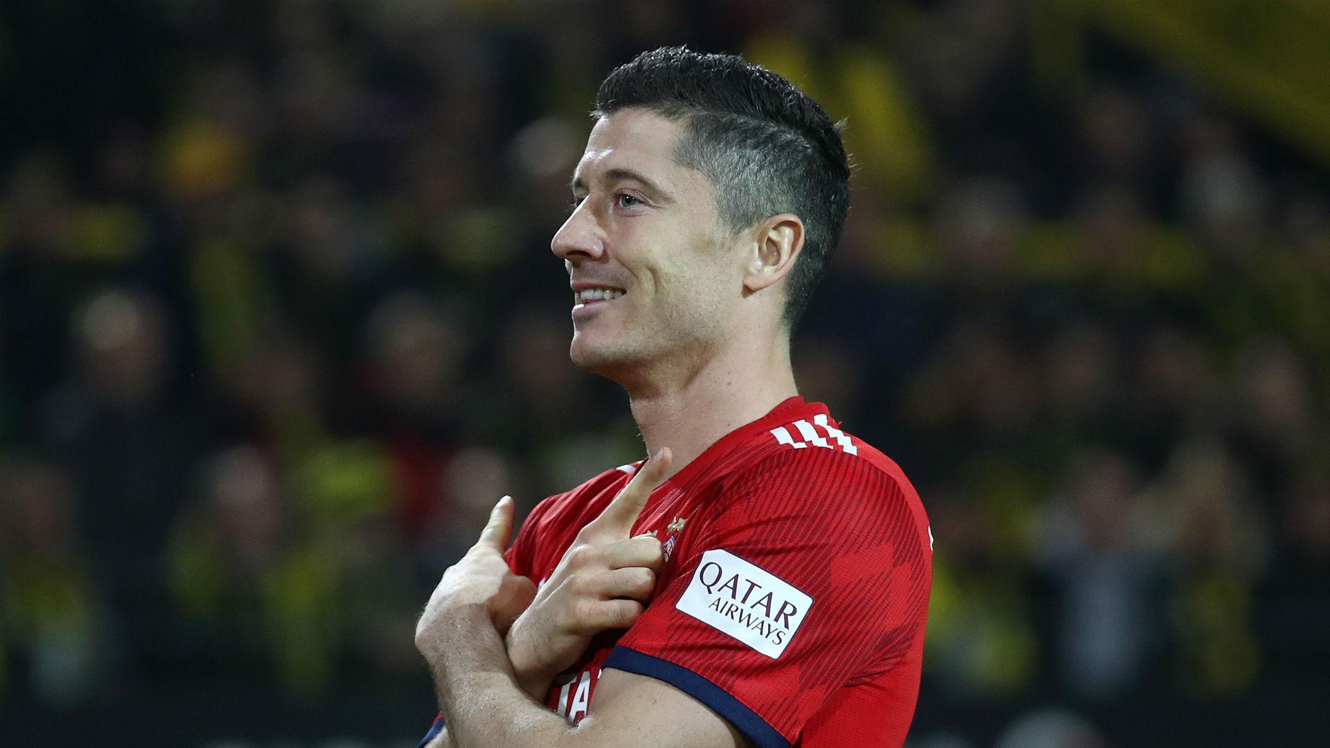 Lewandowski: Bayern embracing 'hunter' role