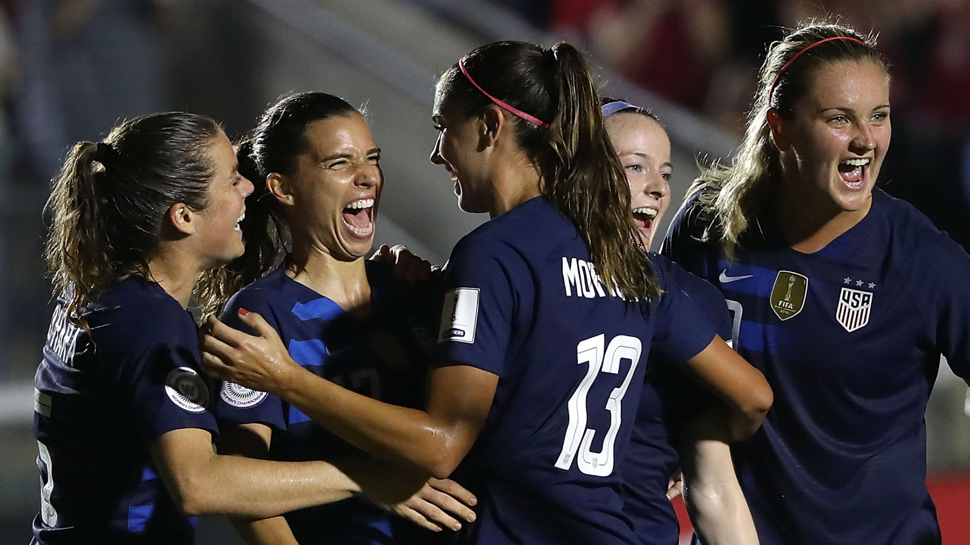 USWNT sets packed 10-game 2019 schedule leading up to Women's World Cup