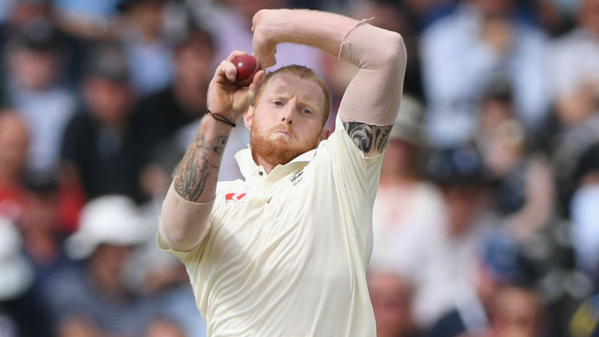 Stokes reveals 'huge burden' of Bristol incident fallout
