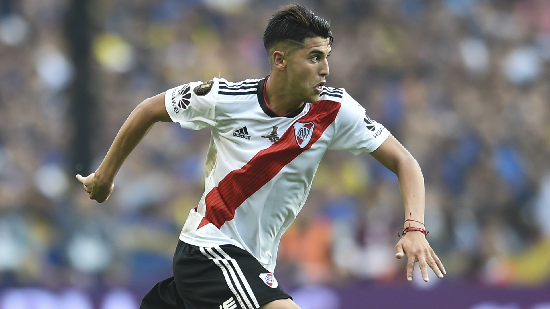 Madrid want Palacios – River president D'Onofrio