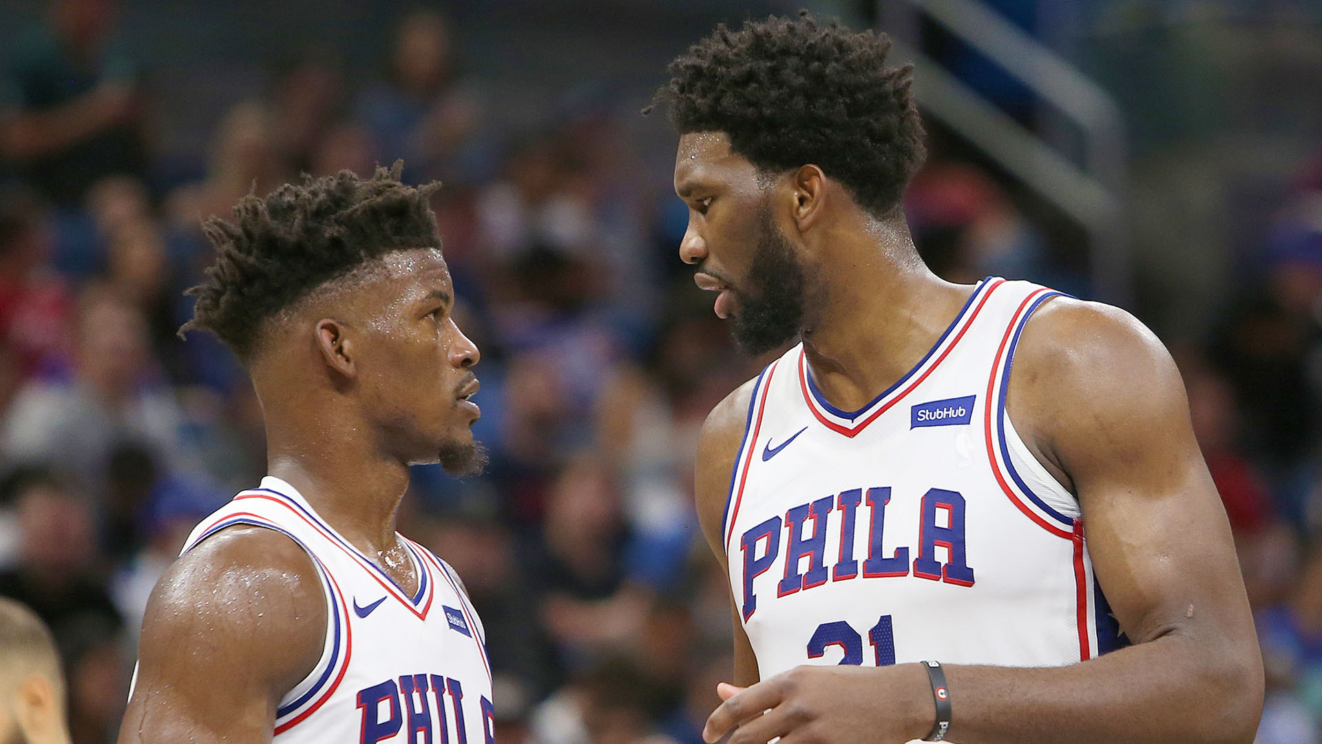 Joel Embiid's body 'feels great,' says struggles due to new offense with Jimmy Butler