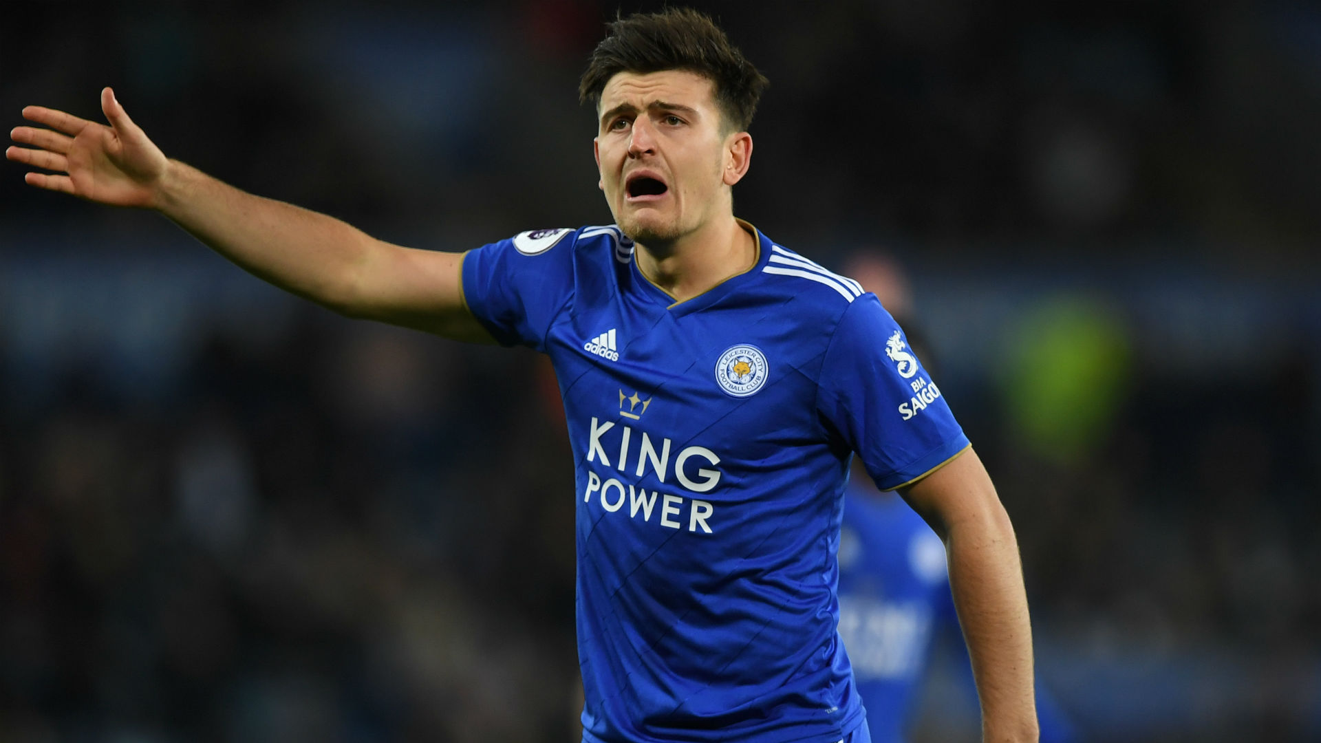 Maguire will stay at Leicester City, insists Puel