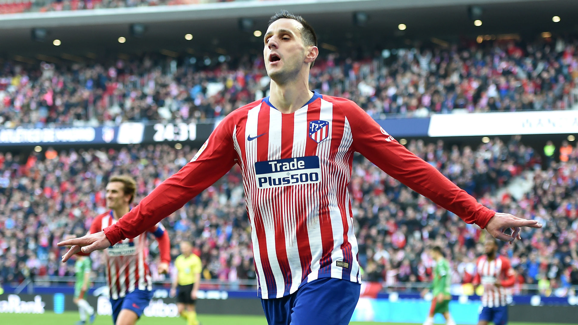 Atletico need in-form Kalinic - Simeone