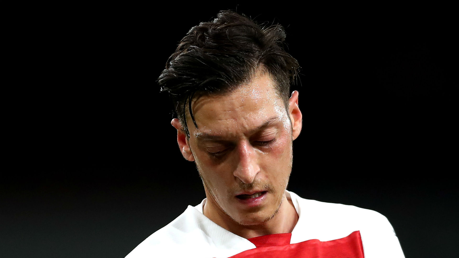 Back in a Fortnite? Ozil posts training pictures on Twitter