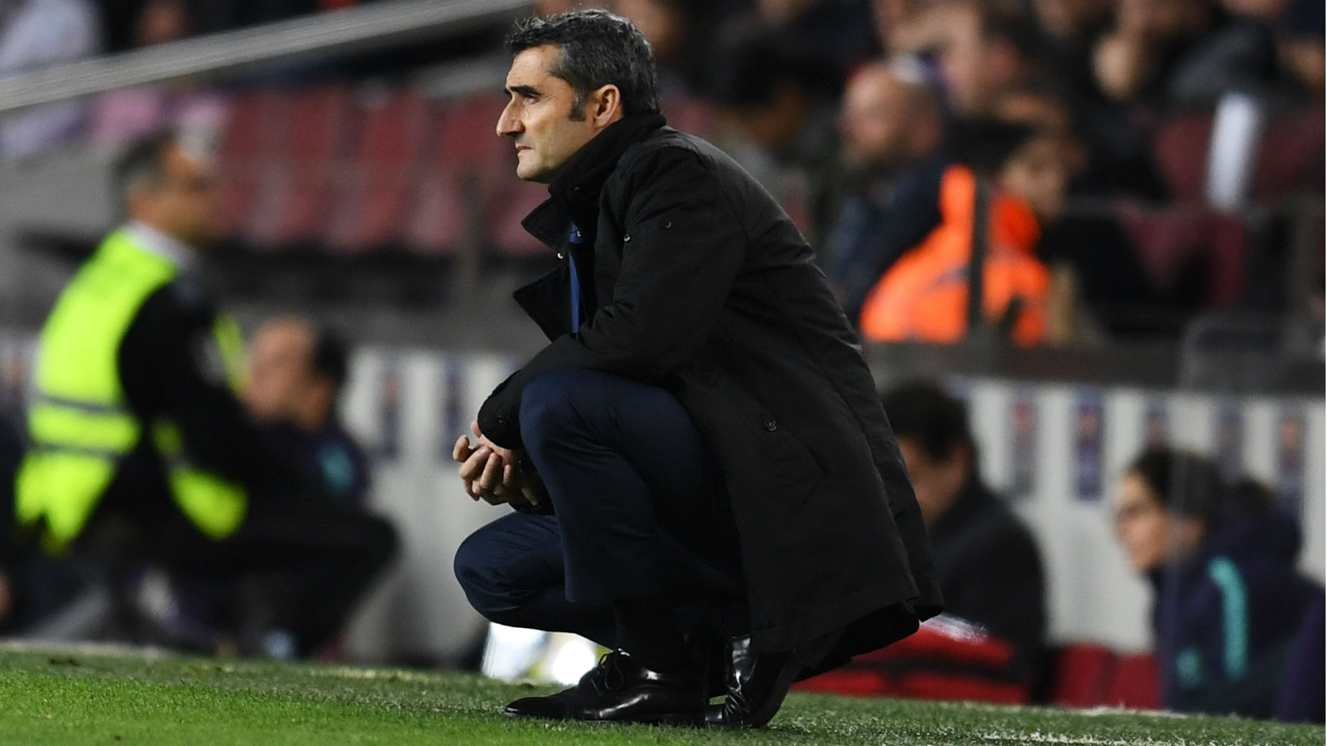 Valverde ready for 'trial by fire' in derby with Espanyol